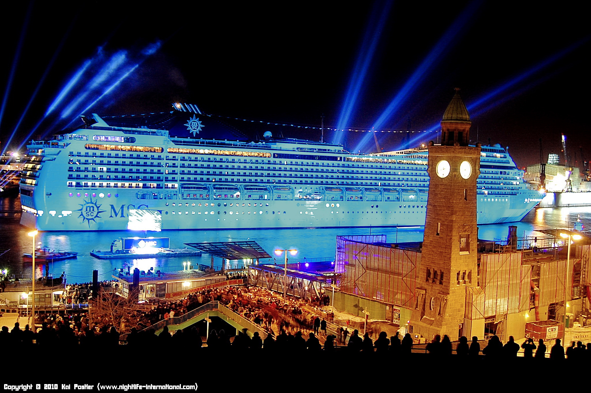 Cruises SPECIAL OFFER! MSC MAGNIFICA for 11 nights 530€