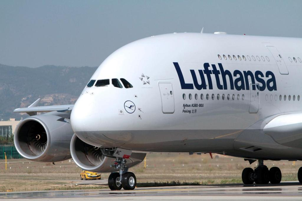 flights Promo Offers Lufthansa