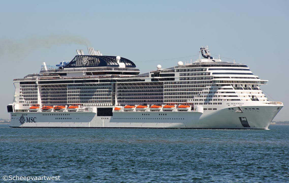 Cruises MSC MERAVIGLIA Choose the cruise that's right for you 659€