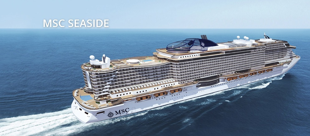 Cruises Cruise MSC SEAVIEW 495€