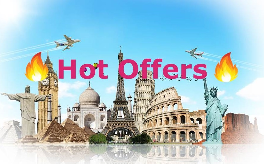 Cheap airline tickets from biggest airlines